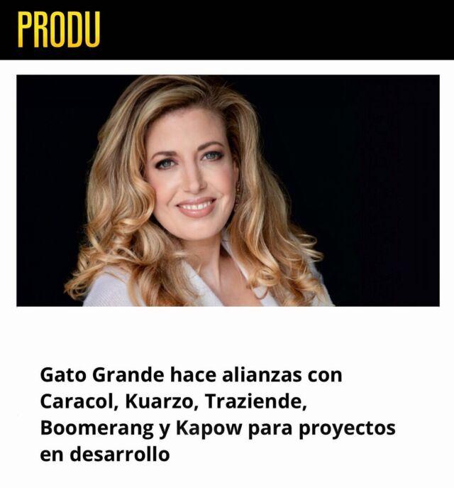 Felices de anunciar nuestras diversas alianzas con productoras locales líderes en America Latina y España.  Happy to announce our diverse alliances with leading local producers in Latin America and Spain.